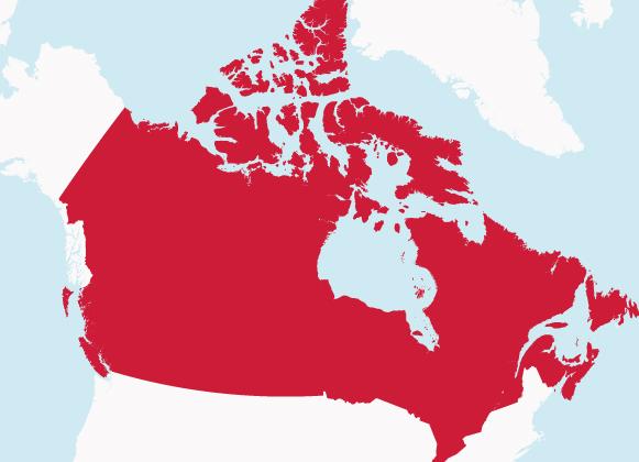 Institutiones en Canada